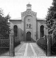 Kristukapellet i Baggesensgade på Nørrebro, opført 1867