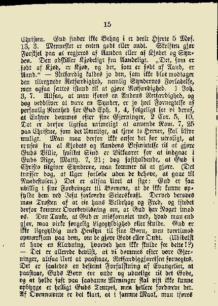 Helge Aaggeson: Brev om retfærdiggørelsen (1870)