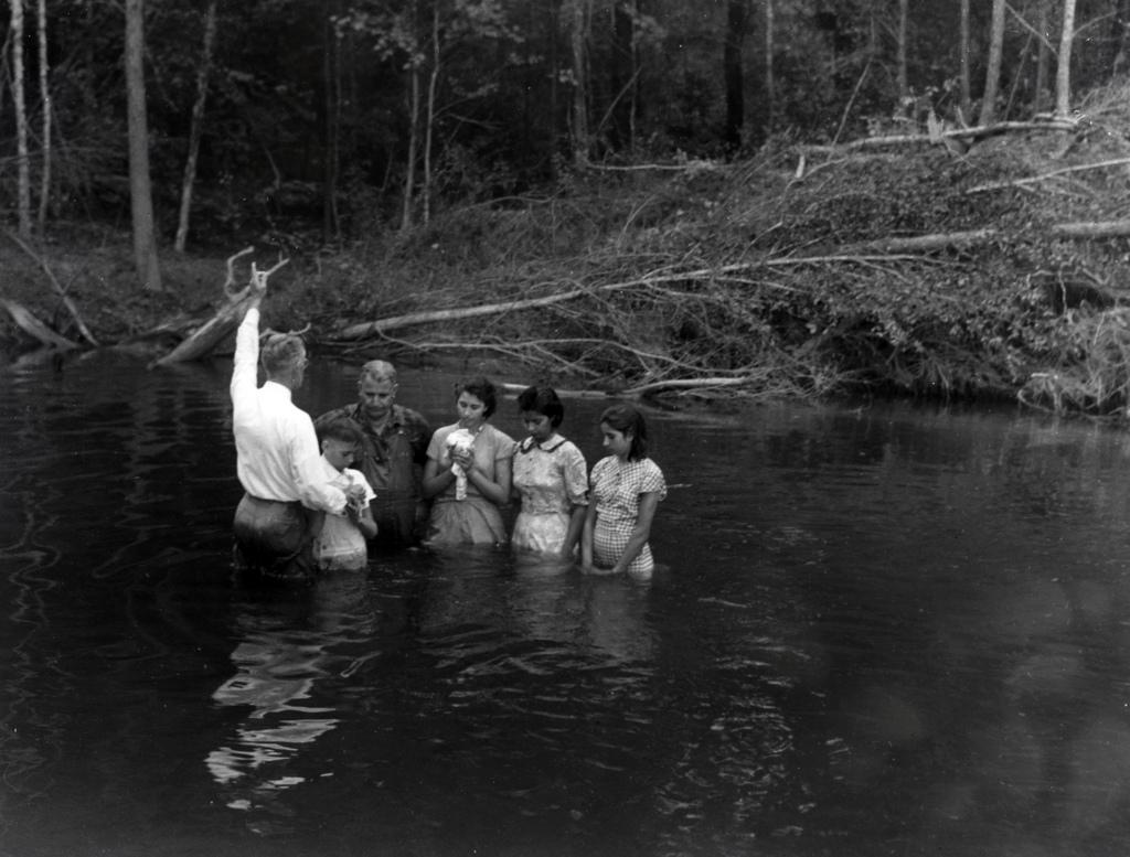 Dåb, arvesynd og retfærdiggørelse i 'klassisk' baptistteologi